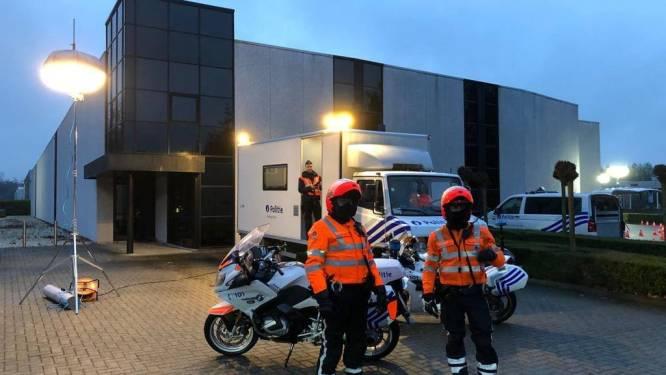 Politie betrapt 21 drugstoeristen bij grenscontrole in Poppel