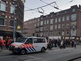 Snelrecht en boetes voor Turkse relschoppers in Amsterdam