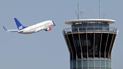 Stakingsdreiging bij luchtvaartmaatschappij SAS