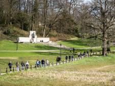 Sonsbeekpark en Posbank blijven voorlopig open voor publiek: 'Houd het hoofd koel en het hart warm'