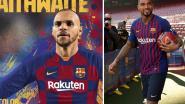 Wéér een opmerkelijke transfer voor Barcelona: herinnert u zich deze voorgangers van Braithwaite?