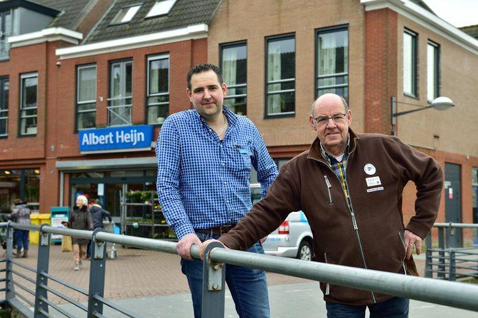 De Albert Heijn in Nieuwkoop. Dé oplossing is een nieuwe AH te bouwen, vindt de Alphense retaildeskundige Reinder Koornstra.