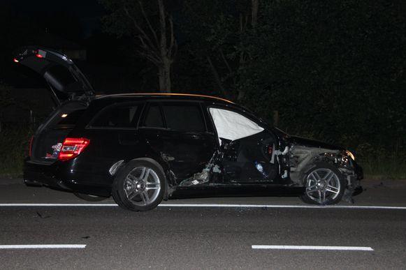 De Mercedes van Thijs D.