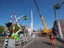 Lijndraaiersbrug in Maassluis veilig: Verkeer kan er weer overheen rijden