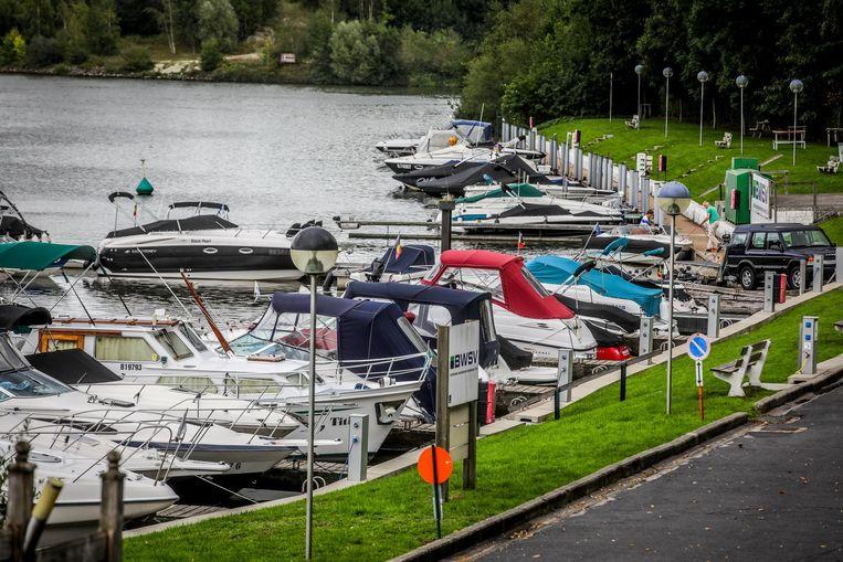De jachthaven van Beernem lokt nu weinig bezoekers, maar dat kan beter.