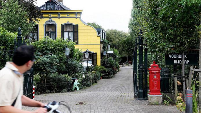 De voormalige kliniek in Barendrecht.