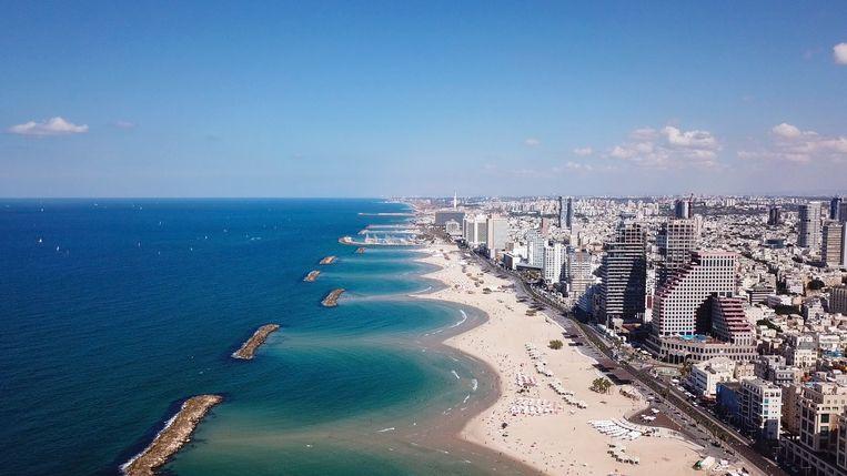 Ook in de winter schijnt de zon 6 uur in Tel Aviv.