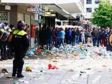 OM eist werkstraffen en een celstraf tegen rellende Feyenoord-supporters