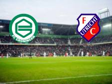 LIVE | Kan FC Utrecht in Groningen tij keren na drie nederlagen op rij?