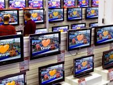 Zunderts corso wereldwijd, dag en nacht, op duizenden televisies
