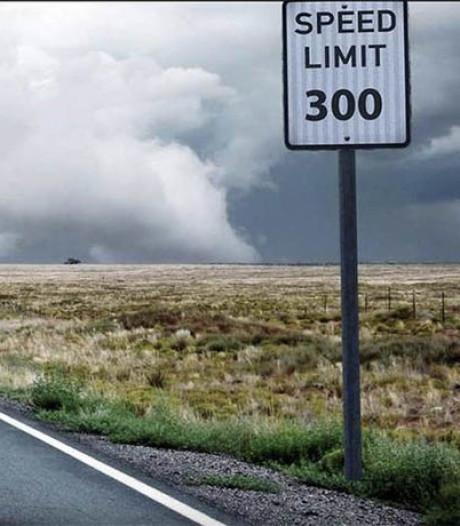 Californië wil snelwegen zonder snelheidslimiet 'voor een beter milieu'
