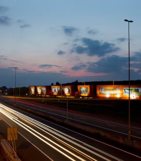 15 kilometer file op A12 bij Ede in ochtendspits na ongeval met vrachtwagen