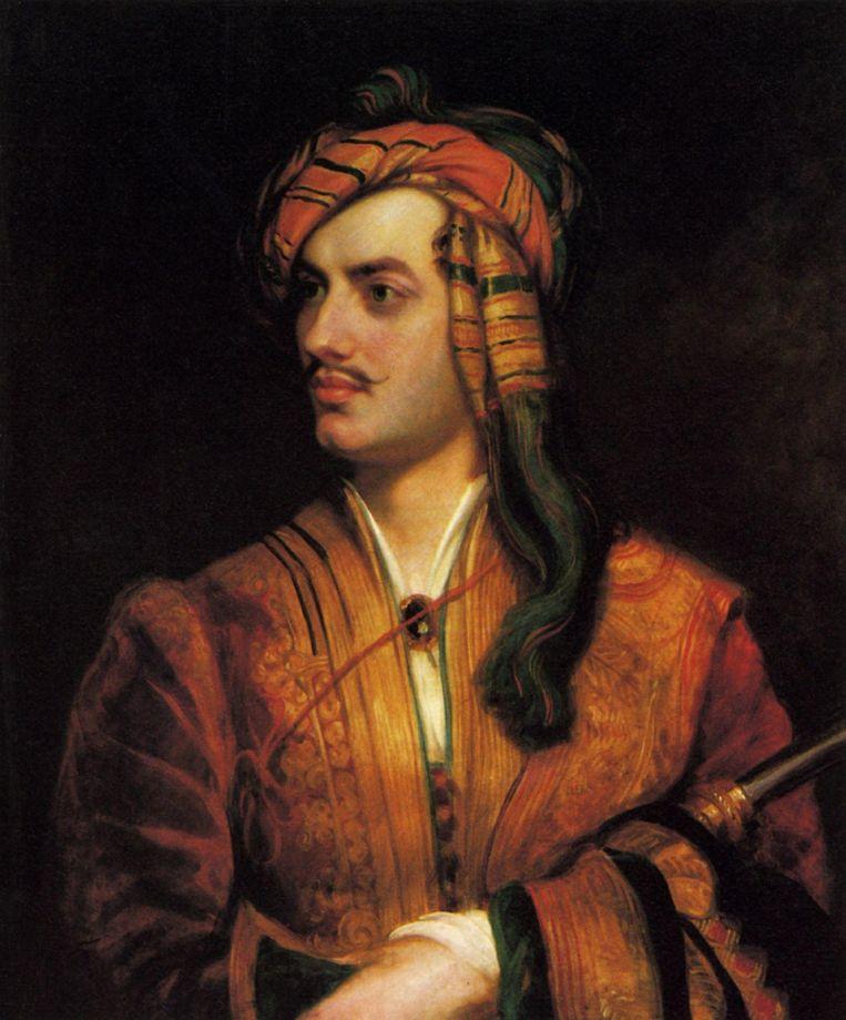 Lord Byron Beeld