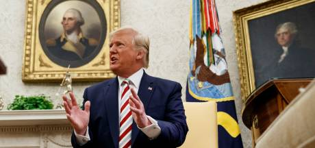 Trump: zinvolle gesprekken over wapenbezit