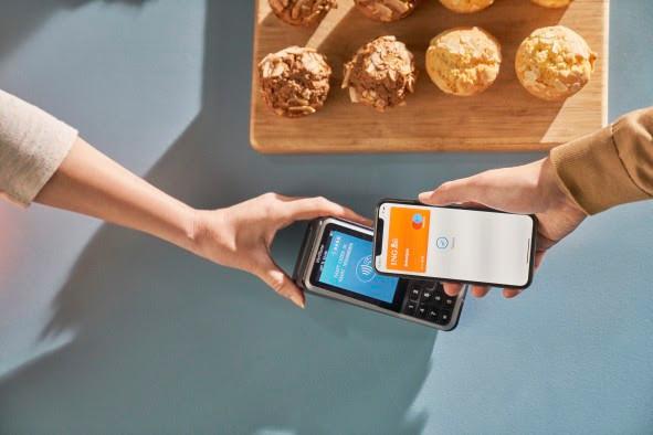 Apple Pay bij ING