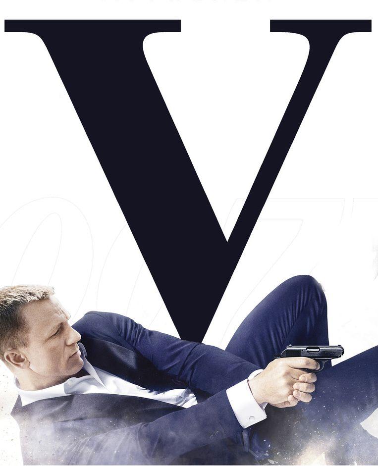 De cover van V, vandaag. Beeld