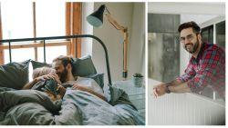 """Relatietherapeut Filip Geelen geeft advies in coronatijd: """"Moeilijke discussie kan relatie net beter maken"""""""