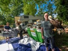 Eindhovens vogelpark Falconcrest hoopt op verhuizing in april