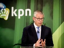 KPN-topman Eelco Blok vertrekt volgend jaar