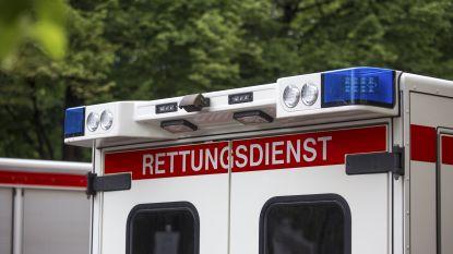 Zeker 22 gewonden bij busongeluk in Duitsland