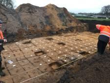 Honderden vuurstenen uit middensteentijd gevonden bij Voorthuizen
