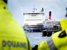 Britse importeur: 'Mijn lading varkensvlees is door brexit-formaliteiten weggerot in Rotterdamse haven'