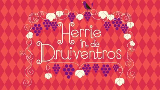 Het logo van de serie.
