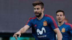 WK LIVE: Piqué stopt na WK als Spaans international