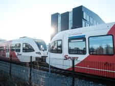 Grote treinstoring tussen Arnhem en Doetinchem door gebroken kabel opgelost