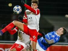 Eerste goal Kluivert voor Jong FC Utrecht, zoon Westerveld maakt debuut bij Jong AZ