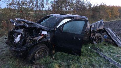 Pick-upbestuurder die vluchtte na dodelijke crash is vrijgelaten. Volgens zijn advocaat is het niet zeker dat hij ongeval veroorzaakte