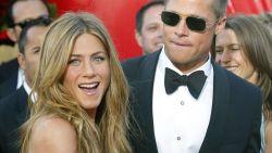 """Jennifer Aniston bewaarde romantische briefjes van Brad Pitt tijdens haar huwelijk met Justin Theroux: """"Daar was hij niet blij mee"""""""