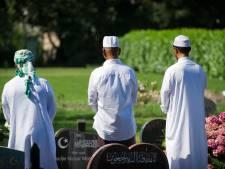Nieuwe islamitische begraafplaats voor moslims in Utrecht
