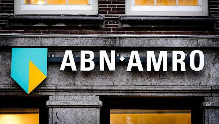 Medewerkers van ABN Amro in Zuidoost voelden trillingen. Beeld anp