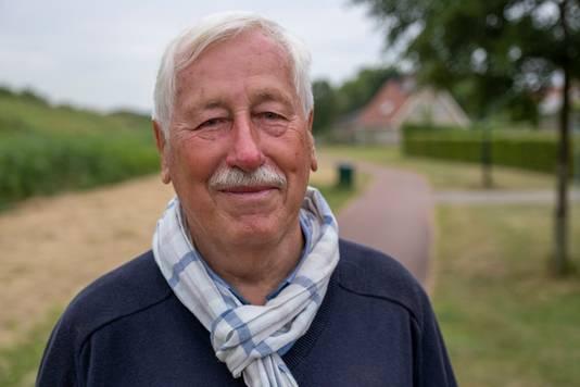 Maarten Schakel loopt vierdaagse voor 50e keer.