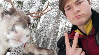 300 kilometer door Lapland: dat maakt je hoofd leeg