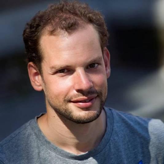 ED-verslaggever Lukas van der Storm.