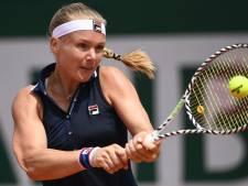 Bertens verliest WTA-finale in Palermo van Teichmann