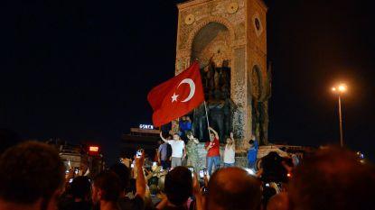 Turkije veroordeelt 74 mensen tot levenslang voor hun rol bij staatsgreep in 2016