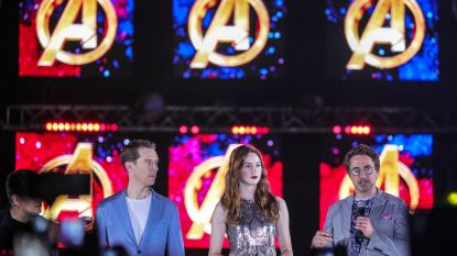 Star Wars feliciteert Avengers met record