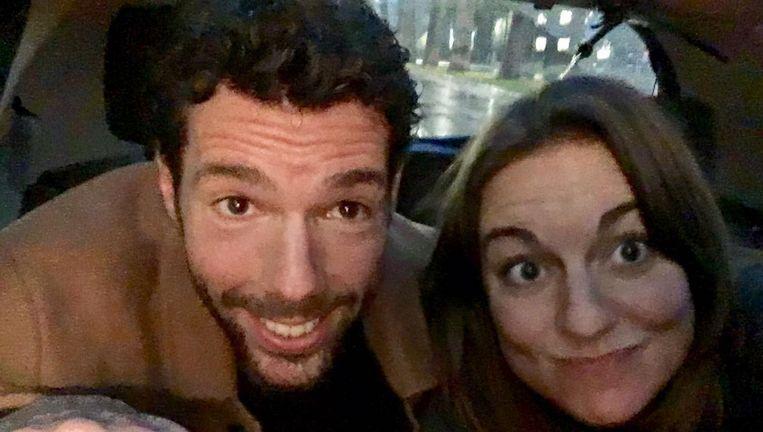 Henk van Straten en Eva Crutzen Beeld