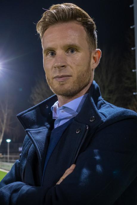 RKHVV trekt oud NEC-prof Mark Otten aan als trainer