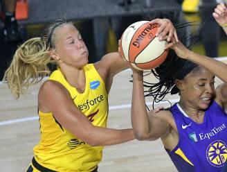"""""""Thema van raciale ongelijkheid heeft me zwaar geraakt"""": Allemand blikt terug op eerste (top)seizoen in WNBA, Meesseman dichter bij play-offs"""