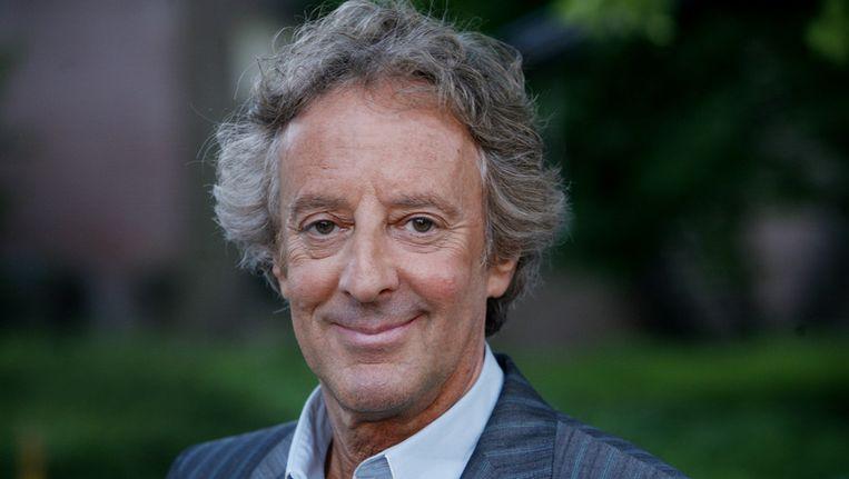 RKK-presentator Hans van Willigenburg. Beeld ANP