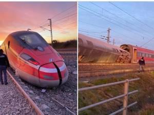 Un train déraille près de Milan, deux morts et une trentaine de blessés