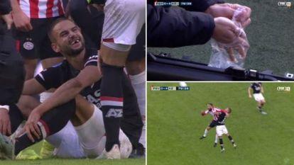 Rampweek voor PSV: 0-4 de boot in tegen AZ, Mitroglou slaat verdediger twee tanden uit