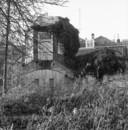 De theekoepel op de oude stadsmuur.