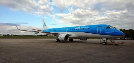 KLM ontwijkt groeistop Schiphol met grotere vliegtuigen