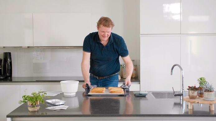 Emco Beekman van Brabantsche Worstenbroodjes