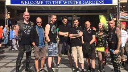 West-Vlaamse punkband verovert Engeland